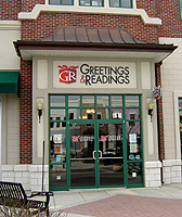 From ny to dc a mini bookstore tour american booksellers association perlsteins next stop was greetings readings in hunt valley maryland a 30000 square foot store filled with books and cards sports memorabilia m4hsunfo