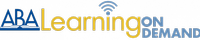 ABA Learning on Demand logo
