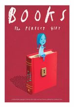 """Books: the perfect gift"" gift certificate image"