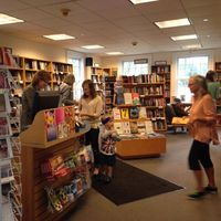 Norwich Bookstore on its 23rd birthday