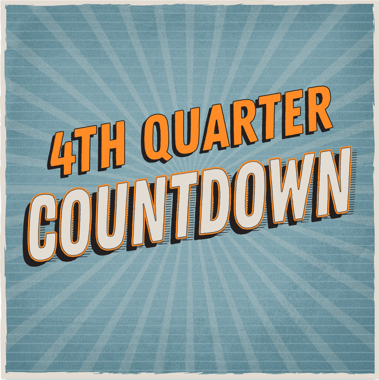 4th Quarter Countdown