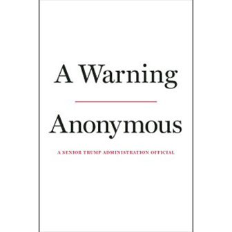 A Warning cover