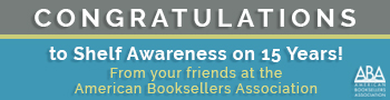 Congratulations to Shelf Awareness on 15 years!