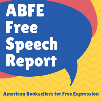 ABFE Free Speech Report logo
