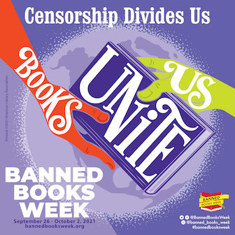Banned Books Week: Books Unite Us