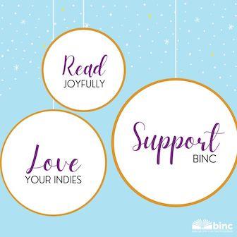 Choose Indies, Support Binc, Love Books