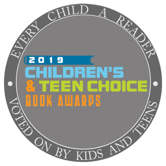 Children's & Teen Choice Book Awards 2019 Logo