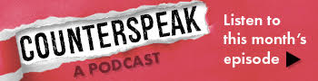 CounterSpeak ad, listen to latest