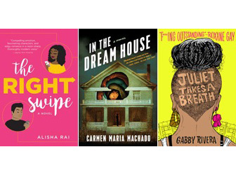 Book recommendations from the Diversity, Equity, & Inclusion committee