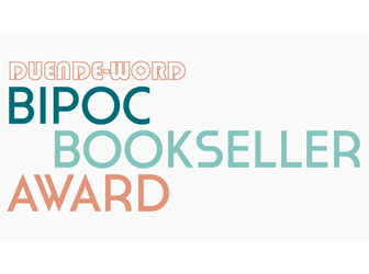 Duende & The Word BIPOC Bookseller Award