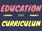 ABA Education Curriculum logo