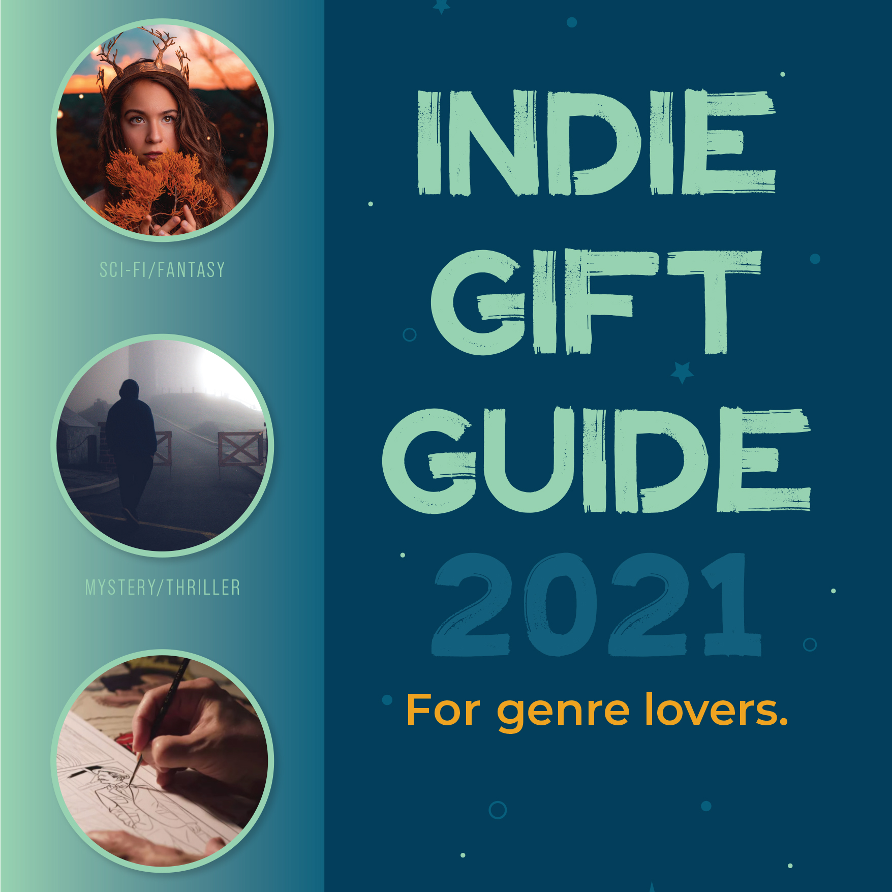 Indie Gift Guide for 2021