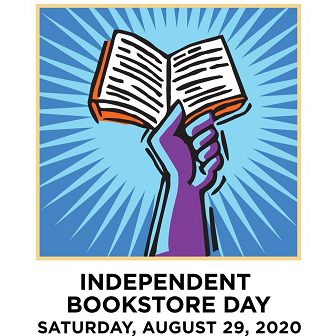 Independent Bookstore Day, August 29, 2020