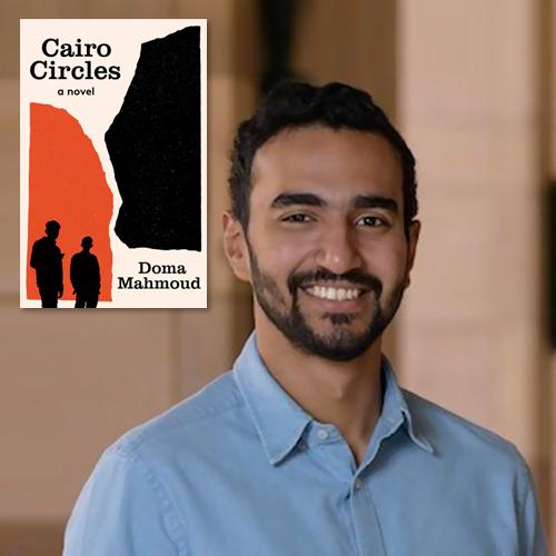 Doma Mahmoud, author of Cairo Circles