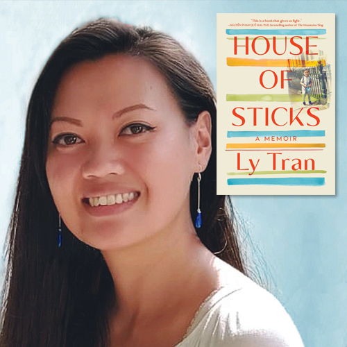 Indies Introduce author Ly Tran