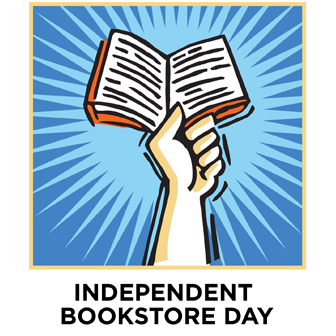 Independent Bookstore Day 2020 logo