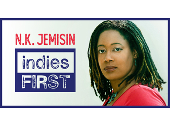 NK Jemisin, Indies First 2019 Spokesperson