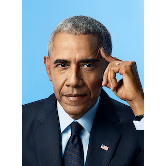 President Barack Obama; Photo by Pari Dukovic
