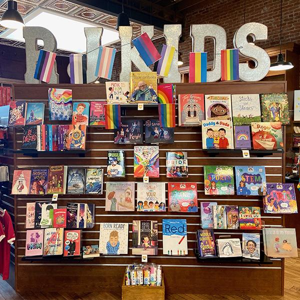 Bookstores Celebrate Pride