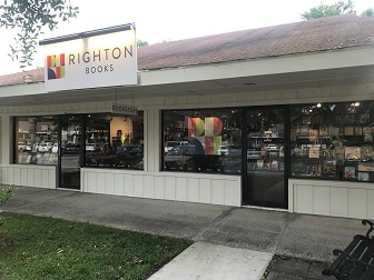 Righton Books' storefront.