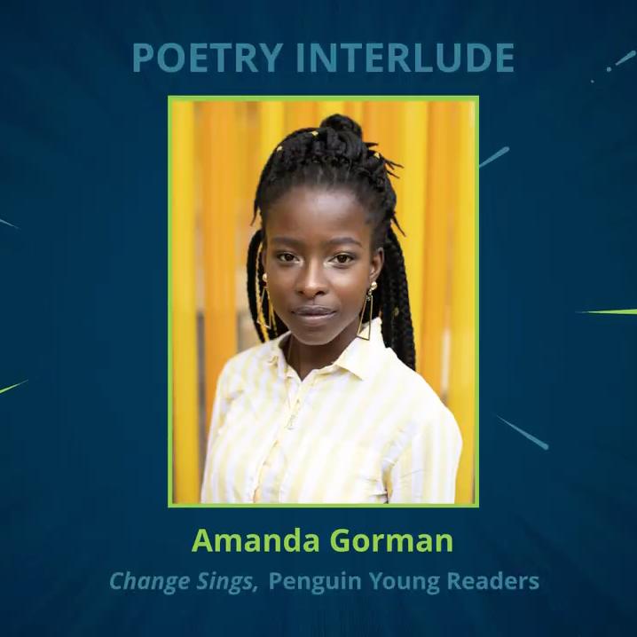 Amanda Gorman Poetry Interlude