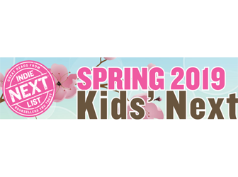 Spring 2019 Kids' Indie Next List flier logo