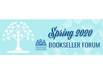 Spring 2020 Bookseller Forums plus image of tree