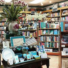 A display of books at Undercover Books