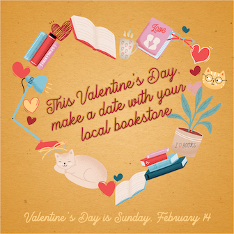 Make a date with your local bookstore