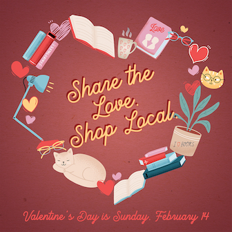 Shop local this Valentine's Day