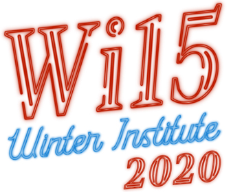 Winter Institute 15 logo