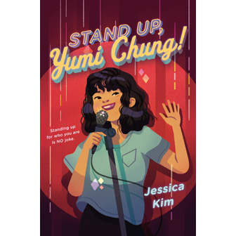Stand Up, Yumi Chung! book cover