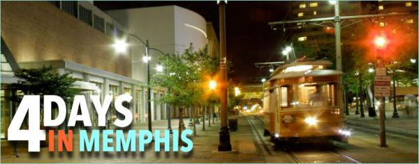 Four Days in Memphis
