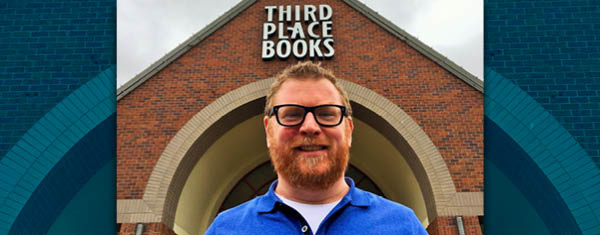 Robert Sindelar at Third Place Books
