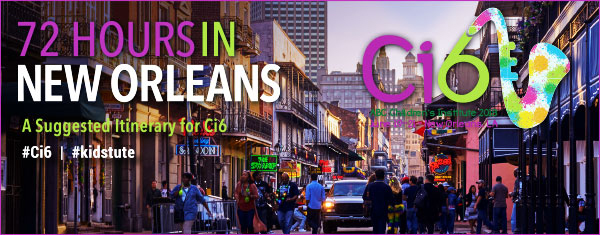 New Orleans: 72 Hours at Ci6