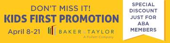 Baker & Taylor ad