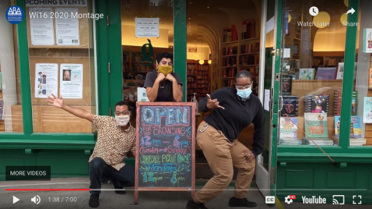 Booksellers Video Montage