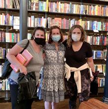 New bookstore friends