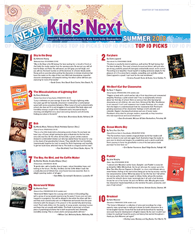 4ccb0afe1a4 The Summer 2018 Kids' Indie Next List Preview   the American ...