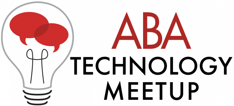 ABA tech meetup logo