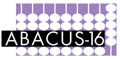 ABACUS-16 survey logo