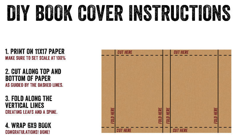 Amazon Boxed Out Book Cover Instructions