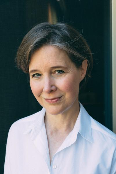 Photo of author Ann Patchett