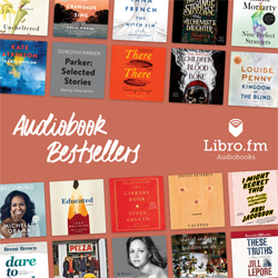 Libro.fm audiobook bestsellers for December 2018