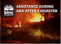 Binc: Assistance During and After a Disaster
