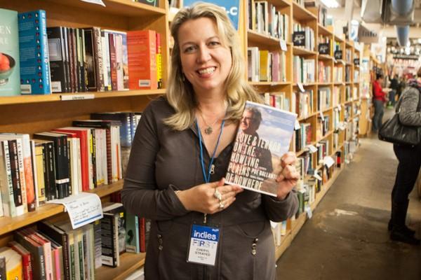 Cheryl Strayed recommends Poe Ballantine's memoir at Powell's Books.