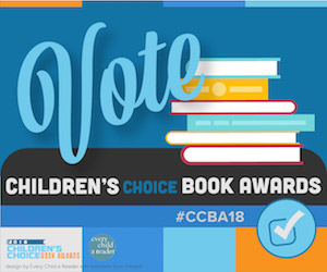 Vote for the Children's Choice Book Awards