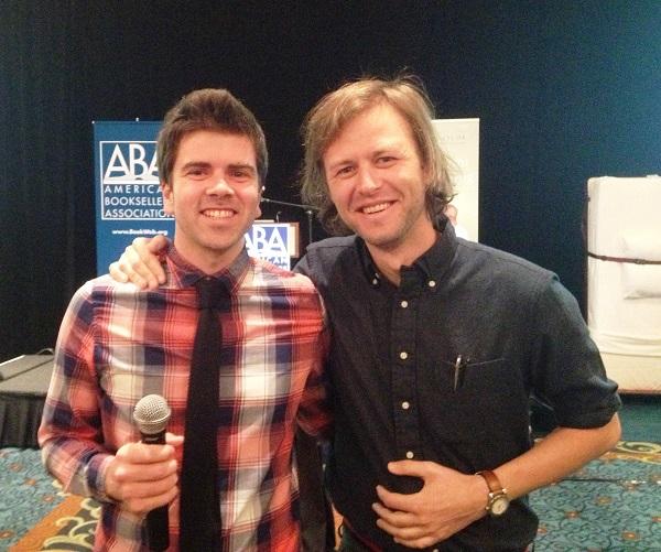 Jory John and Mac Barnett