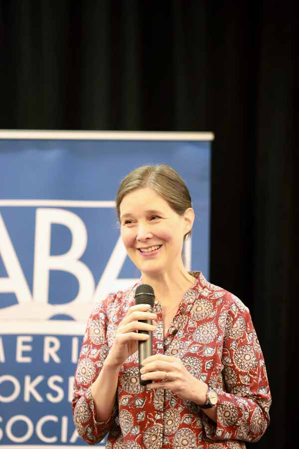 Bestselling author and bookseller Ann Patchett delivers the opening keynote at Ci7.
