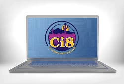 Ci8 virtual logo